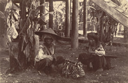 Kaychins, a tribe inhabiting the hilly country to the east of Bhamo